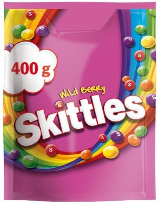 Skittles Wild Berry 400gr