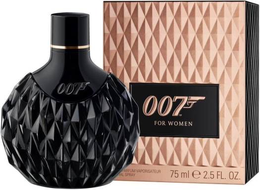 James Bond 007 For Women EdP 75ml