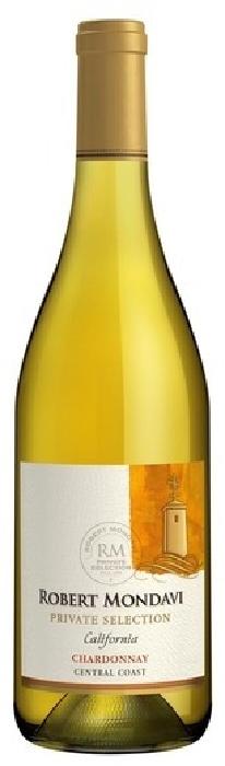 Robert Mondavi Private Selection, Chardonnay, California, dry, white wine 0.75L
