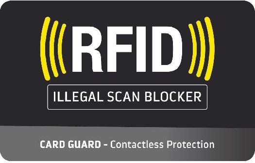 Design Go Wallet Rfid Card Protecto 688