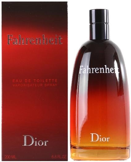 Dior Fahrenheit EdT 200ml
