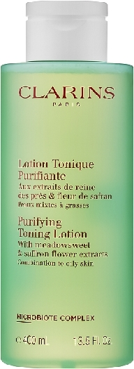 Clarins Cleansing Purifying Toning Lotion 400ml