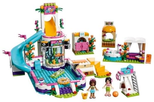 LEGO Friends 41313 Summer pool