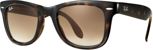 Ray-Ban Wayfarer Havana Brown Sunglasses