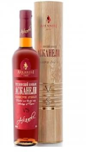 Askaneli VS Brandy 40% 0.5L