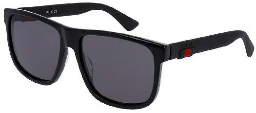 Gucci Men Sunglasses 30000957001 Urban Schwarz SUNG 2019
