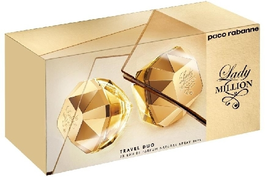Paco Rabanne Lady Million Duo Set 30ml+30ml