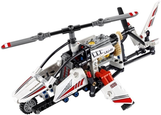LEGO System AS line Technic ultralight helicopter