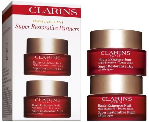Clarins Super Restorative Set 50ml+50ml