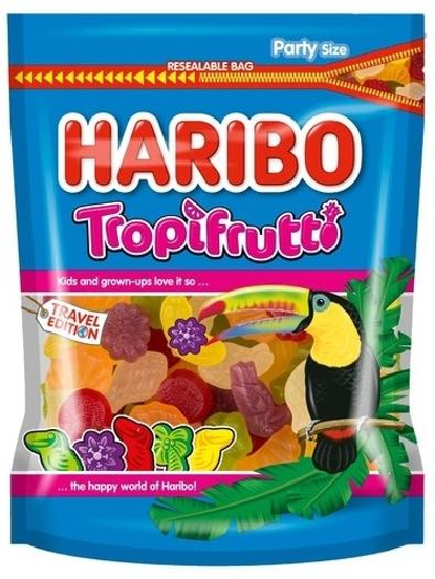 Haribo Troppifrutti Pouch 10003264 750g