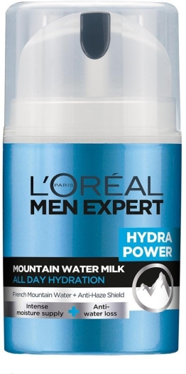 L'Oreal Paris Hydra Power Mountain Water Milk All Day Hydration 50ml