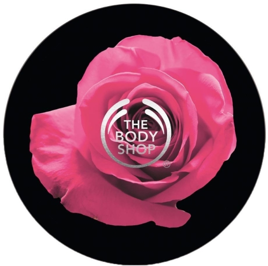 The Body Shop British Rose Body Butter 200ml