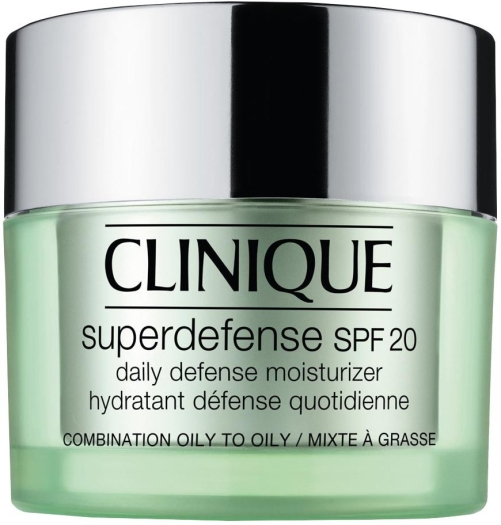 Clinique SPF 20 Daily Defense Moisturizer Type III/IV 50ml