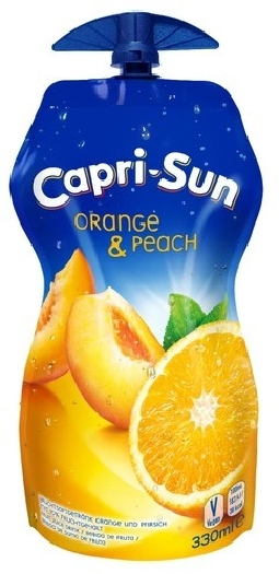 Capri Sonne Orange-Peach