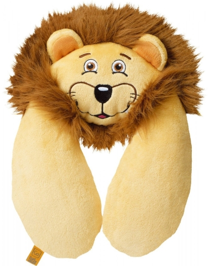 Go Travel Kids Pillow Lion
