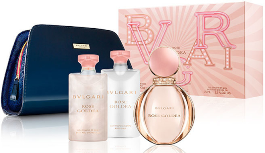 Bvlgari Rose Goldea Set 90ml+75ml+75ml