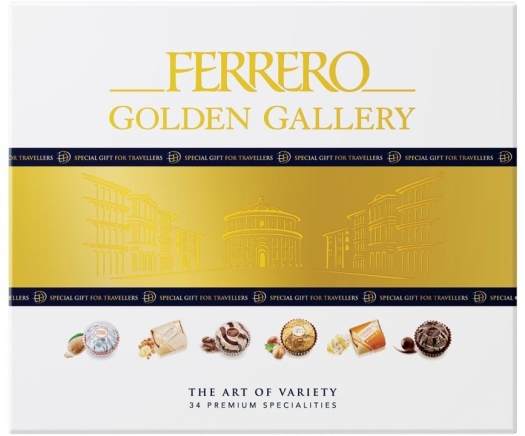 Ferrero Golden Gallery The Art of Variety 315g