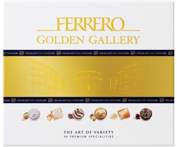 Ferrero Golden Gallery The Art of Variety 315g
