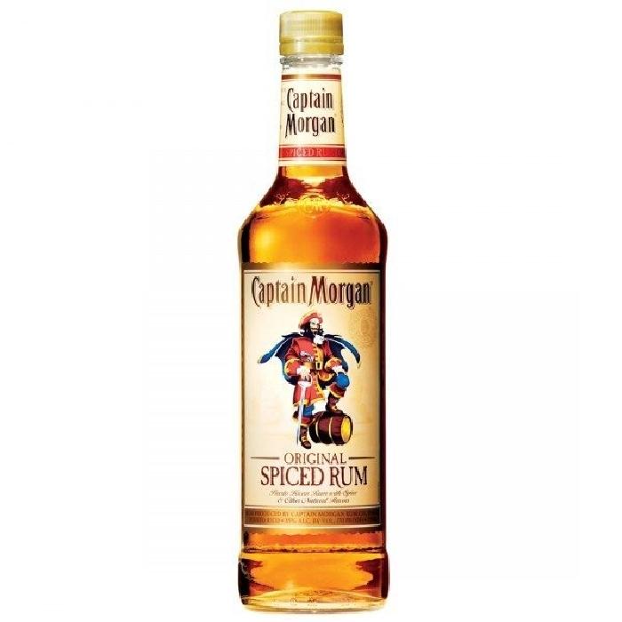 Captain Morgan Original Spiced Gold 1L