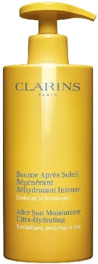 Clarins After Sun Moisturizer Ultra Hydrating 400ml