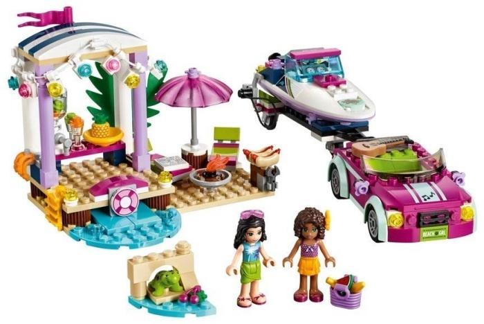 LEGO Friends 41316 Andrea's Speedboat