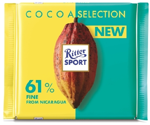 Ritter Sport Cocoa Selection Nicaragua