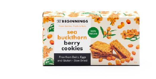 The Beginnings TBE Sea-buckthorn Cook 80g