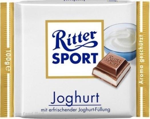 Ritter Sport Sport Jogurt 100g