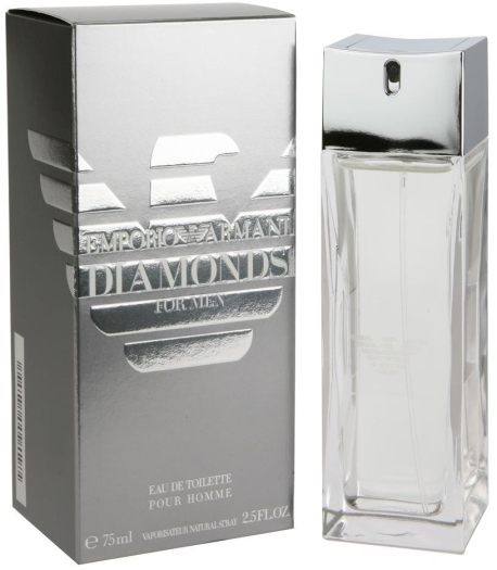 Giorgio Armani Emporio Diamonds For Men EdT 75ml