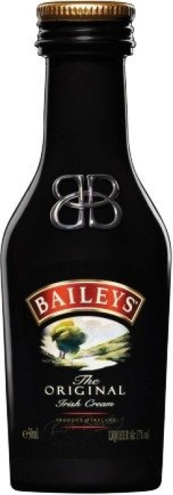 Baileys Irish Cream New 0.05L