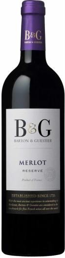 Barton&Guestier Merlot Dry 0.75L