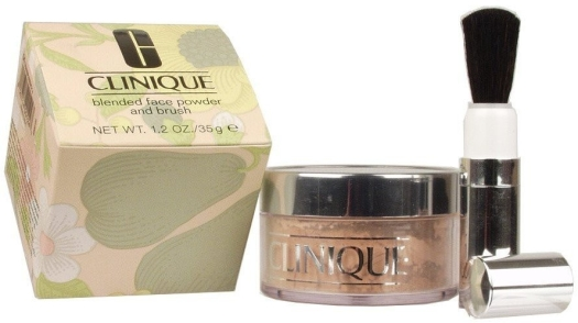Clinique Blended Face Powder Brush Transparency 4 35g