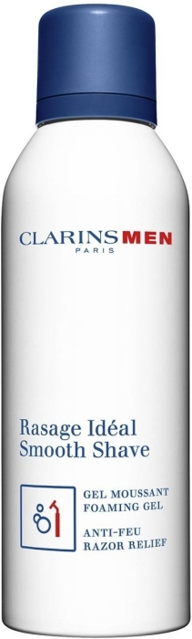 Clarins Men Smooth Shave Gel 150ml