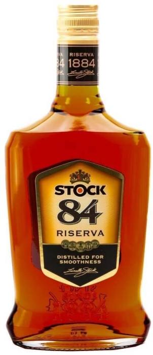 Stock 84 Weinbrand 1L