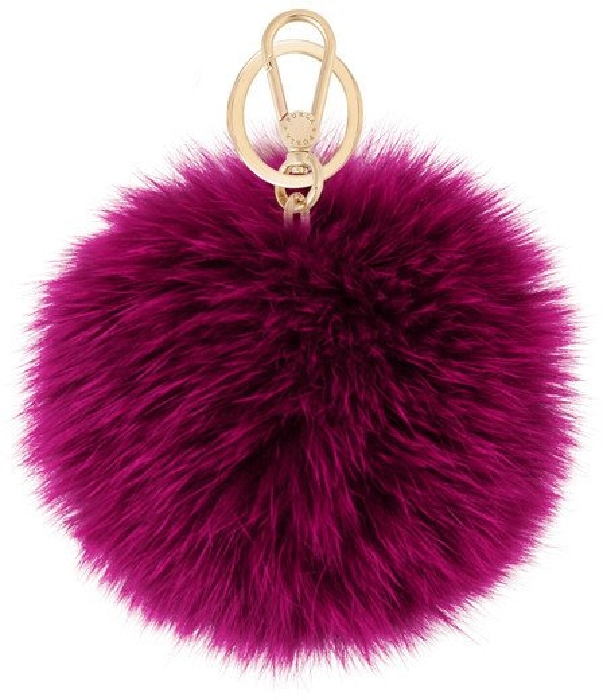 Furla Key ring Bubble 904802 Wine red