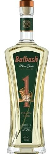 Bulbash No.1 Zubrovaya Bitter 40% 0.5L