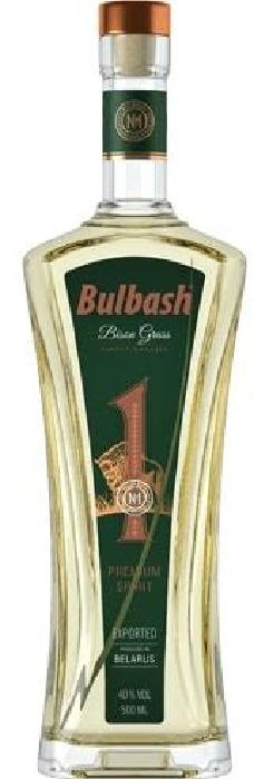 Bulbash No.1 Zubrovaya Bitter 40% 0.5L