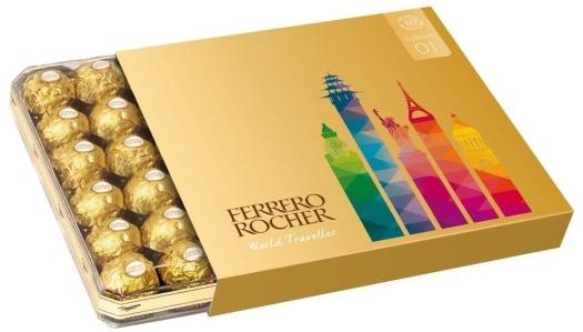Ferrero Rocher World Traveller 600g