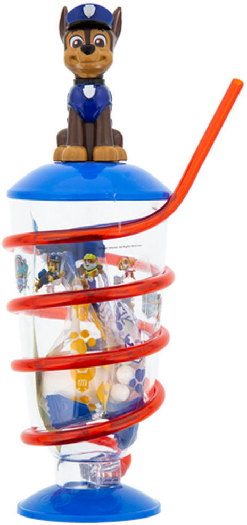 Candy Rific Paw Patrol Candy Cup 21g