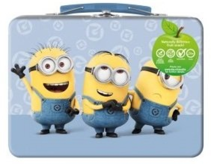 Minions Lunch Box 50g