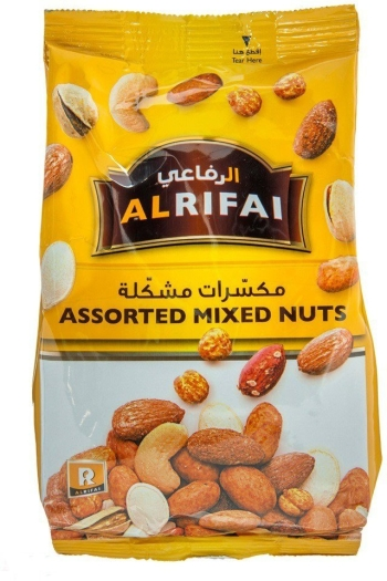 Al Rifai Assorted Mixed Nuts 500g