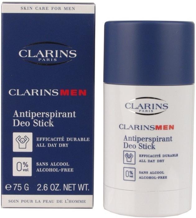 Clarins Men Wash - Antiperspirant DeoStick 75ml