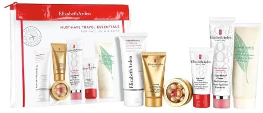 Elizabeth Arden Skincare Must-have Travel Essentials Set 30+30+50+50ml