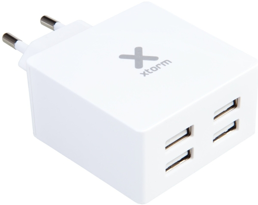 Xtorm CX014 AC Adapter 4 USB Ports 92g