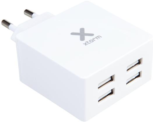 Xtorm CX014 AC Adapter 4 USB Ports 92g