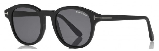 Sunglasses TOM FORD FT0752 01D 52