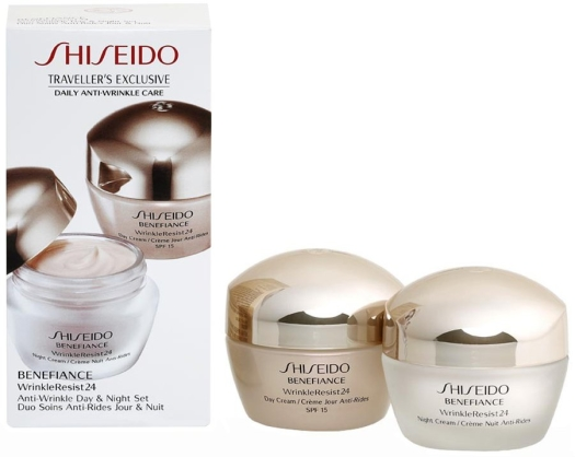 Shiseido Benefiance Set 2x50ml