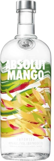 Absolut Vodka Mango 1L
