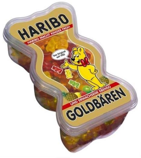 Haribo Goldbaren 450g