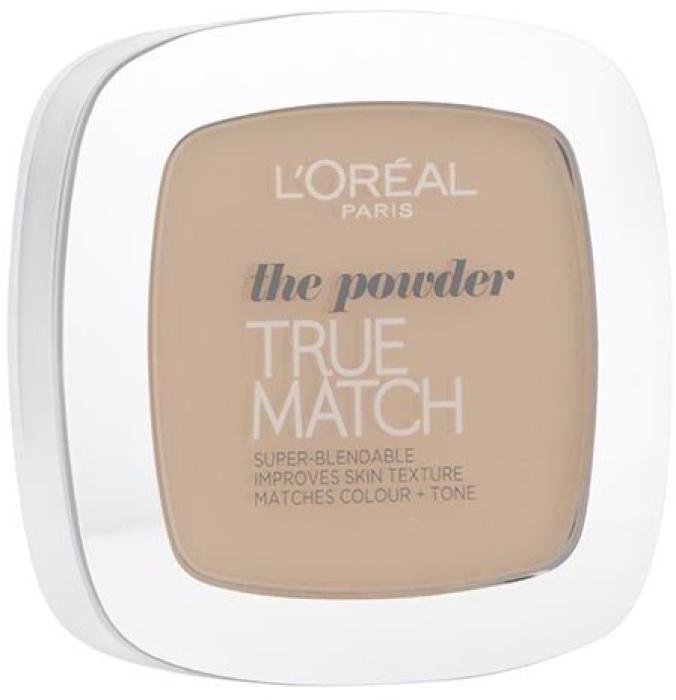 L'Oreal True Match Powder NC1 Rose Ivory 9g